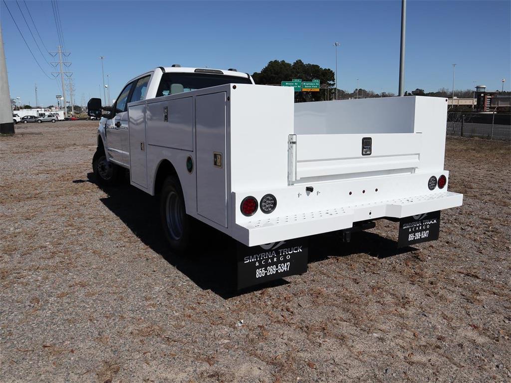 2021 Ford F-350 Crew Cab DRW 4x4, Service Body #570774 - photo 1