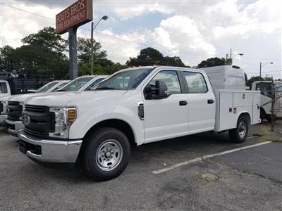 2019 F-250 Super Cab 4x2,  Reading SL Service Body #7396 - photo 1
