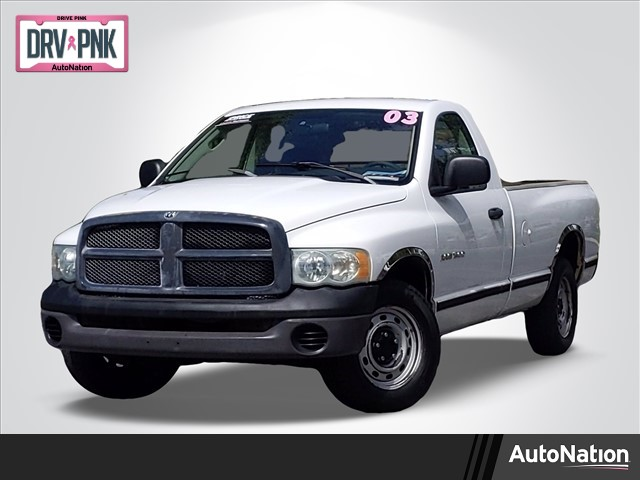 2003 Ram 1500 Regular Cab 4x2, Pickup #3J572760 - photo 1