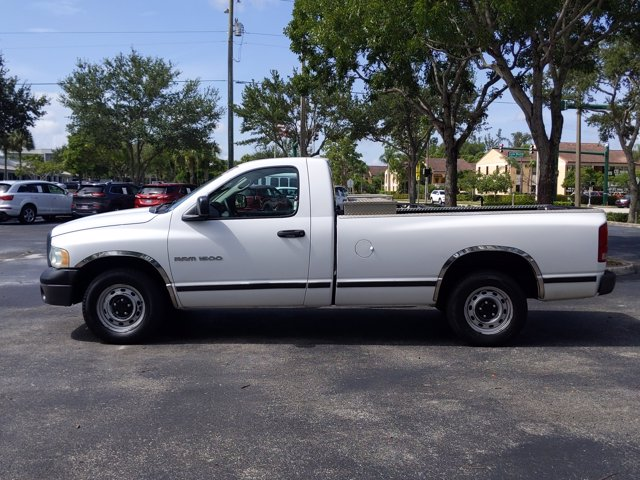 2003 Ram 1500 Regular Cab 4x2, Pickup #3J572760 - photo 9