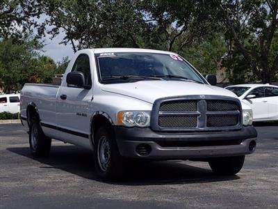 2003 Ram 1500 Regular Cab 4x2, Pickup #3J572760 - photo 4