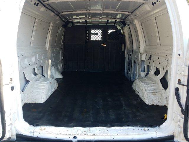 2012 E-150 4x2, Empty Cargo Van #CDA09934 - photo 1