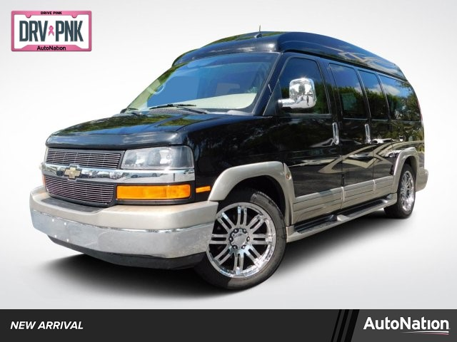 2014 Express 1500 4x2,  Passenger Wagon #E1124757 - photo 1