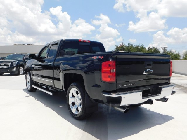 2014 Silverado 1500 Double Cab 4x4,  Pickup #EZ272081 - photo 1