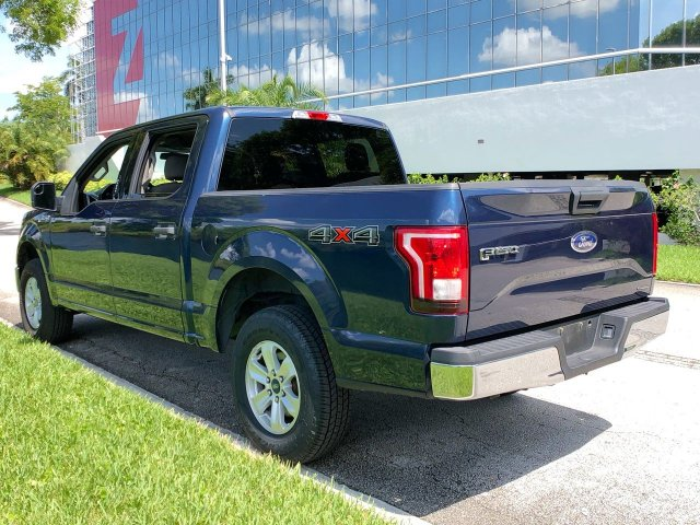 2015 F-150 SuperCrew Cab 4x4,  Pickup #FFA59198 - photo 1