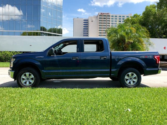2015 F-150 SuperCrew Cab 4x4,  Pickup #FFA59198 - photo 8
