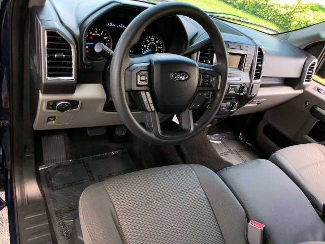2015 F-150 SuperCrew Cab 4x4,  Pickup #FFA59198 - photo 9