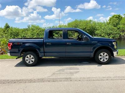 2015 F-150 SuperCrew Cab 4x4,  Pickup #FFA59198 - photo 5