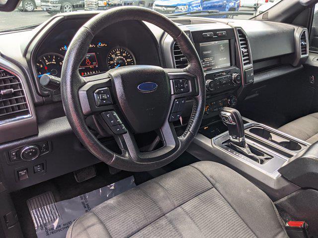 2015 Ford F-150 SuperCrew Cab 4x4, Pickup #FFC51347 - photo 9
