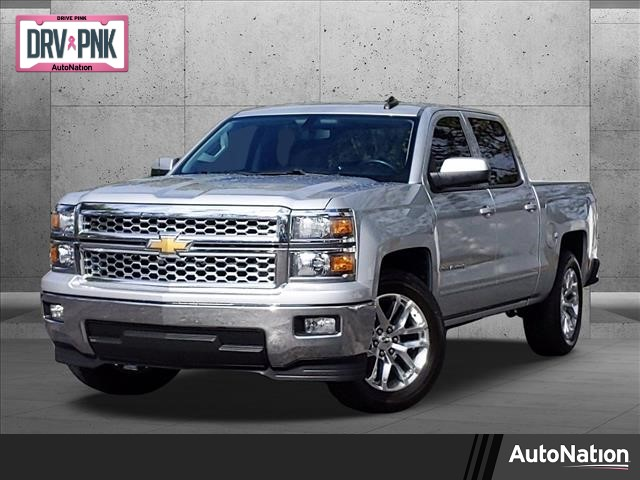 2015 Chevrolet Silverado 1500 Crew Cab 4x2, Pickup #FG259375 - photo 1