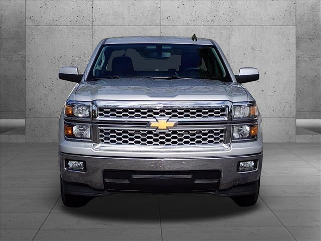 2015 Chevrolet Silverado 1500 Crew Cab 4x2, Pickup #FG259375 - photo 3