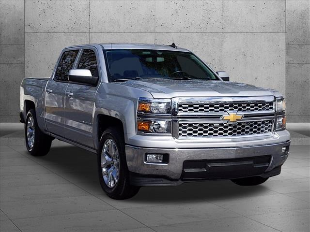 2015 Chevrolet Silverado 1500 Crew Cab 4x2, Pickup #FG259375 - photo 4