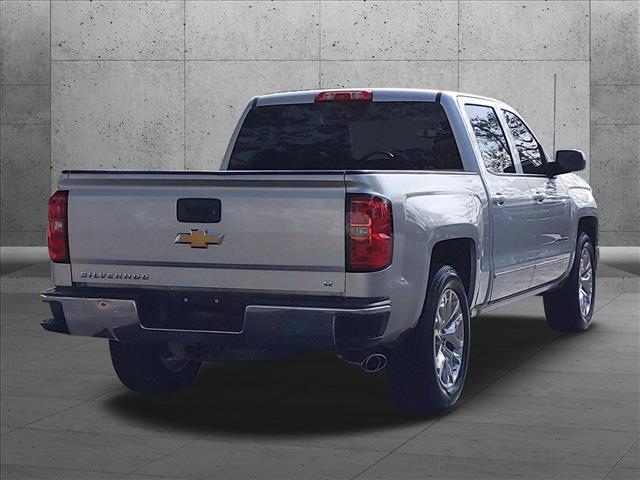 2015 Chevrolet Silverado 1500 Crew Cab 4x2, Pickup #FG259375 - photo 6