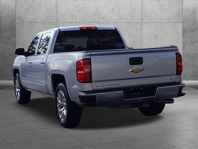 2015 Chevrolet Silverado 1500 Crew Cab 4x2, Pickup #FG259375 - photo 8