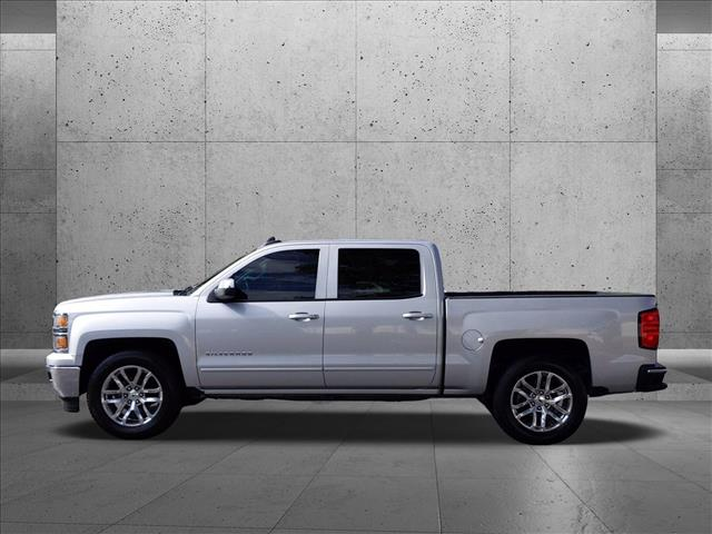 2015 Chevrolet Silverado 1500 Crew Cab 4x2, Pickup #FG259375 - photo 9