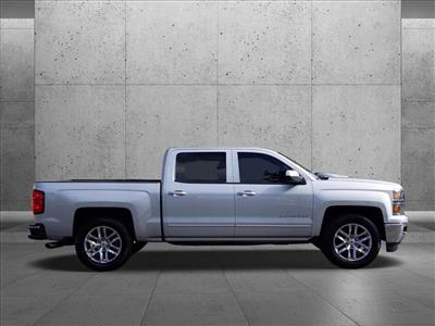2015 Chevrolet Silverado 1500 Crew Cab 4x2, Pickup #FG259375 - photo 5