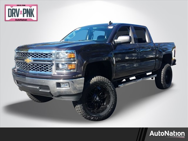 2015 Silverado 1500 Crew Cab 4x2, Pickup #FG392011 - photo 1
