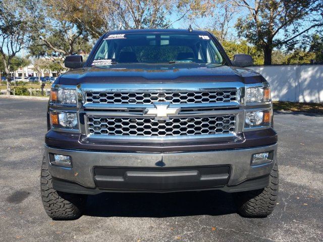 2015 Silverado 1500 Crew Cab 4x2, Pickup #FG392011 - photo 3