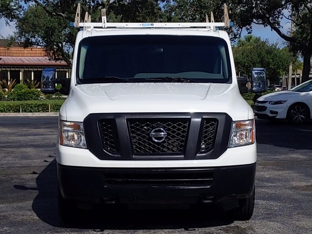 2015 Nissan NV2500 Standard Roof 4x2, Upfitted Cargo Van #FN802221 - photo 3