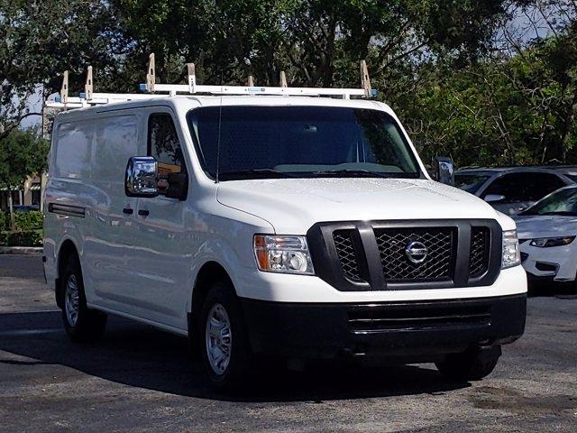 2015 Nissan NV2500 Standard Roof 4x2, Upfitted Cargo Van #FN802221 - photo 4