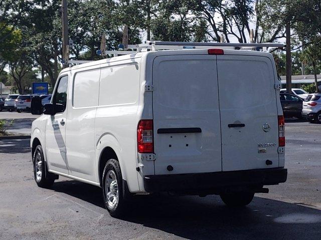 2015 Nissan NV2500 Standard Roof 4x2, Upfitted Cargo Van #FN802221 - photo 8