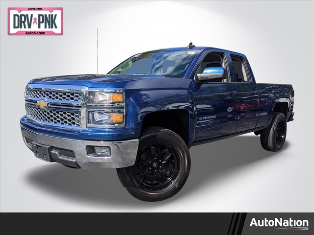2015 Silverado 1500 Double Cab 4x2, Pickup #FZ179646 - photo 1