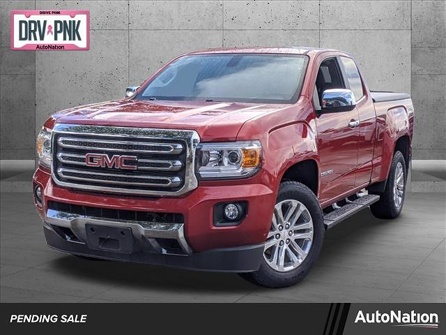 2016 GMC Canyon Extended Cab 4x4, Pickup #G1105575 - photo 1