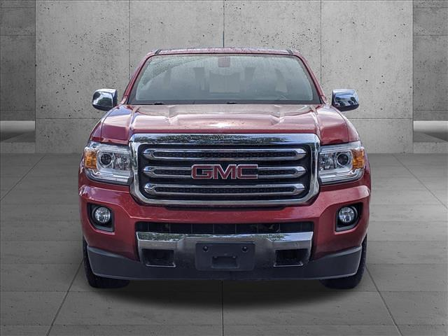 2016 GMC Canyon Extended Cab 4x4, Pickup #G1105575 - photo 3