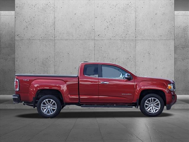 2016 GMC Canyon Extended Cab 4x4, Pickup #G1105575 - photo 5