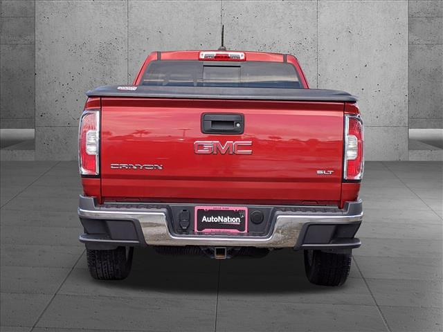 2016 GMC Canyon Extended Cab 4x4, Pickup #G1105575 - photo 8