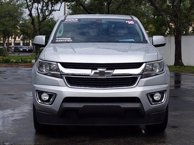 2016 Chevrolet Colorado Extended Cab 4x2, Pickup #G1117456 - photo 3