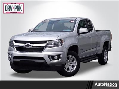 2016 Chevrolet Colorado Extended Cab 4x2, Pickup #G1117456 - photo 1