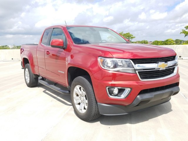 2016 Colorado Extended Cab 4x2, Pickup #G1135349 - photo 4