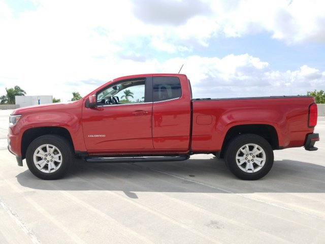 2016 Colorado Extended Cab 4x2, Pickup #G1135349 - photo 8