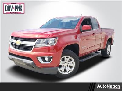 2016 Colorado Extended Cab 4x2, Pickup #G1135349 - photo 1