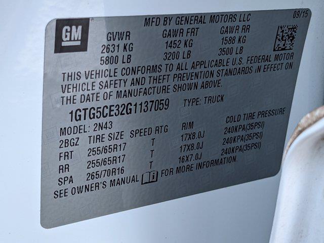 2016 GMC Canyon Crew Cab 4x2, Pickup #G1137059 - photo 23