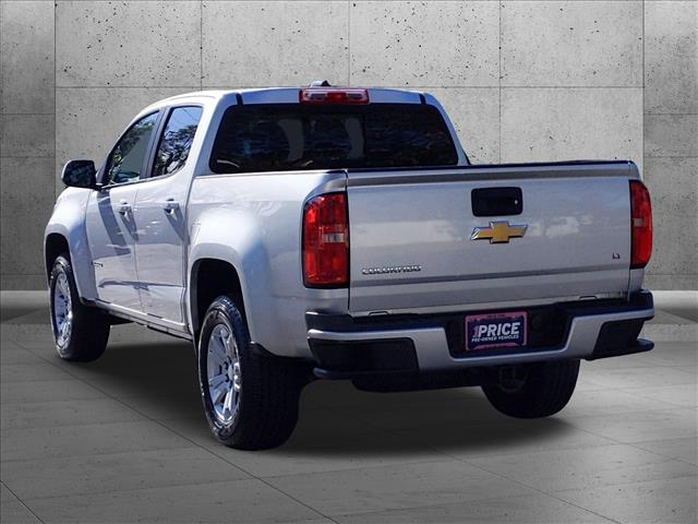 2016 Chevrolet Colorado Crew Cab 4x2, Pickup #G1304953 - photo 2
