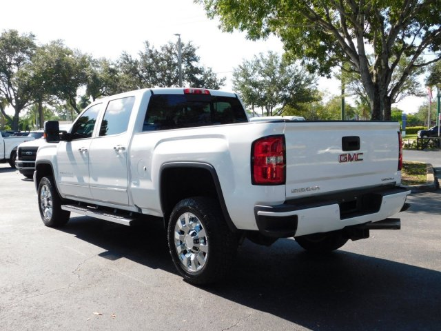 2016 Sierra 2500 Crew Cab 4x4,  Pickup #GF252874 - photo 1
