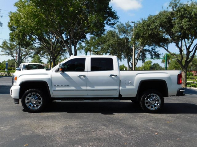 2016 Sierra 2500 Crew Cab 4x4, Pickup #GF252874 - photo 8