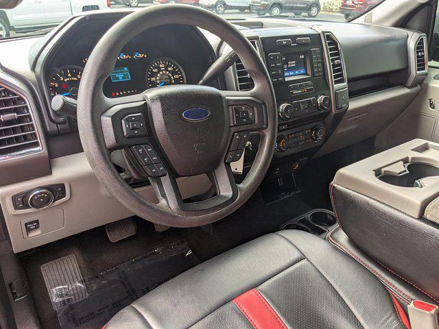 2016 Ford F-150 SuperCrew Cab 4x4, Pickup #GFA88481 - photo 10