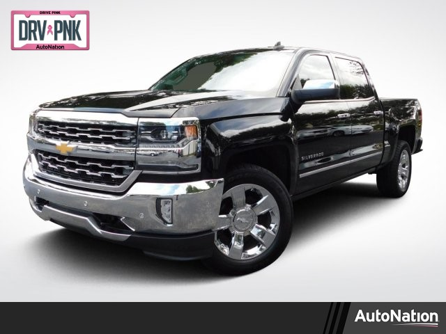 2016 Silverado 1500 Crew Cab 4x2,  Pickup #GG142598 - photo 1