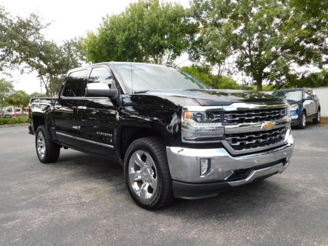 2016 Silverado 1500 Crew Cab 4x2,  Pickup #GG142598 - photo 4