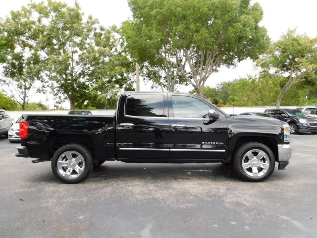 2016 Silverado 1500 Crew Cab 4x2,  Pickup #GG142598 - photo 5