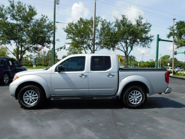 2016 Frontier Crew Cab 4x2,  Pickup #GN743336 - photo 8