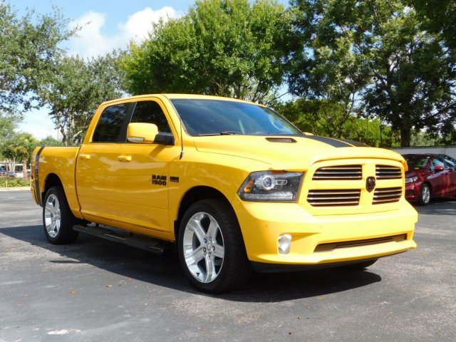 2016 Ram 1500 Crew Cab 4x2,  Pickup #GS317291 - photo 4