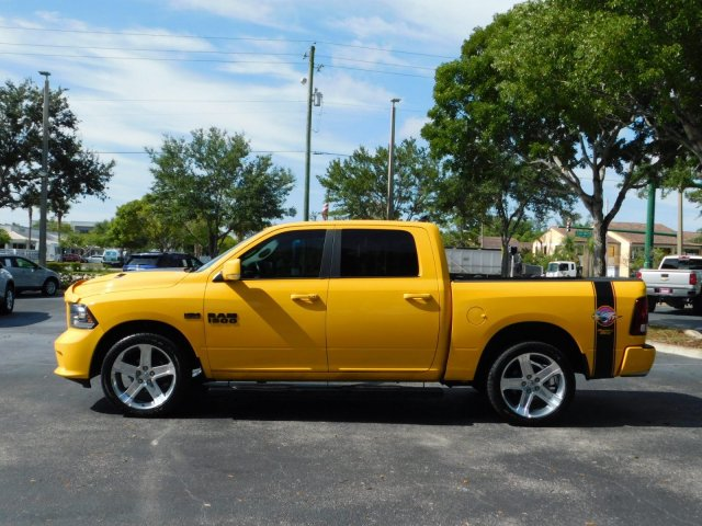 2016 Ram 1500 Crew Cab 4x2,  Pickup #GS317291 - photo 8