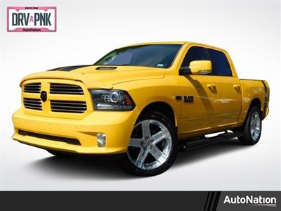 2016 Ram 1500 Crew Cab 4x2,  Pickup #GS317291 - photo 1