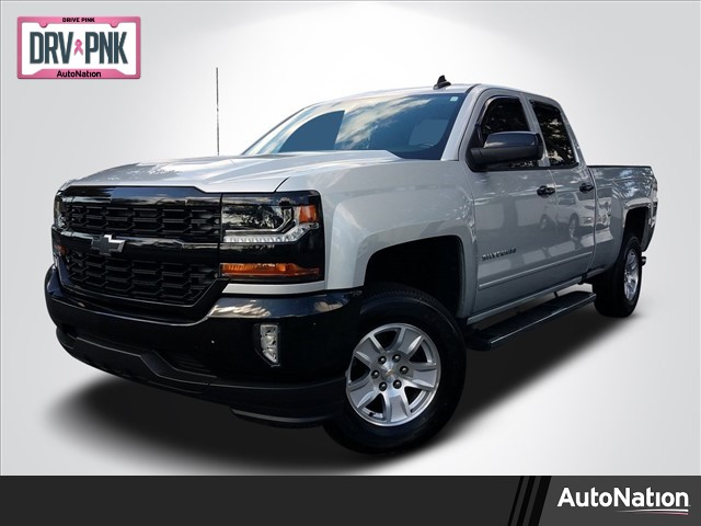 2016 Silverado 1500 Double Cab 4x2, Pickup #GZ388739 - photo 1
