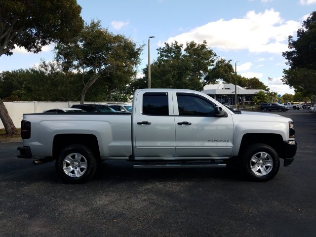 2016 Silverado 1500 Double Cab 4x2, Pickup #GZ388739 - photo 5