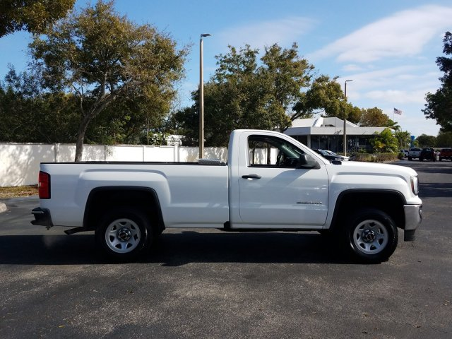 2016 Sierra 1500 Regular Cab 4x2, Pickup #GZ901542 - photo 5